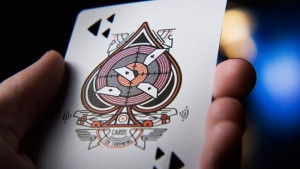Banshee Advanced Throwing Cards