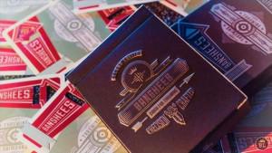 Banshee Throwing Cards