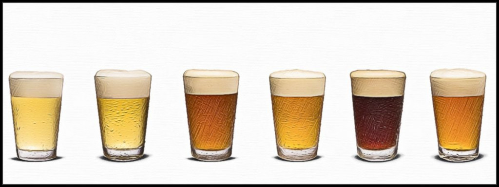 Different Types of Beer