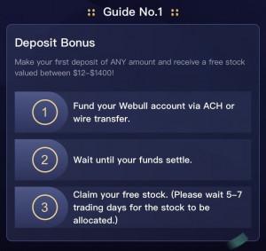 Webull Deposit Guide