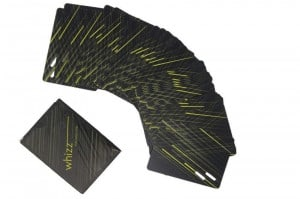 Whizz Throwing Cards