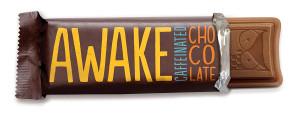 caffeine chocolate