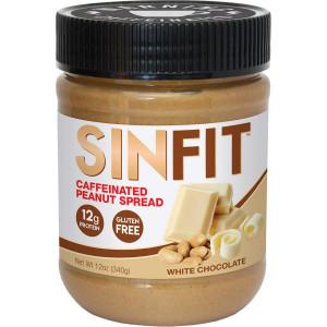 Caffeine Peanut Butter