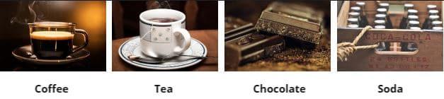 Caffeine Products