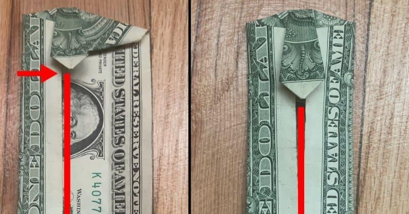 Dollar Bill Fold 6