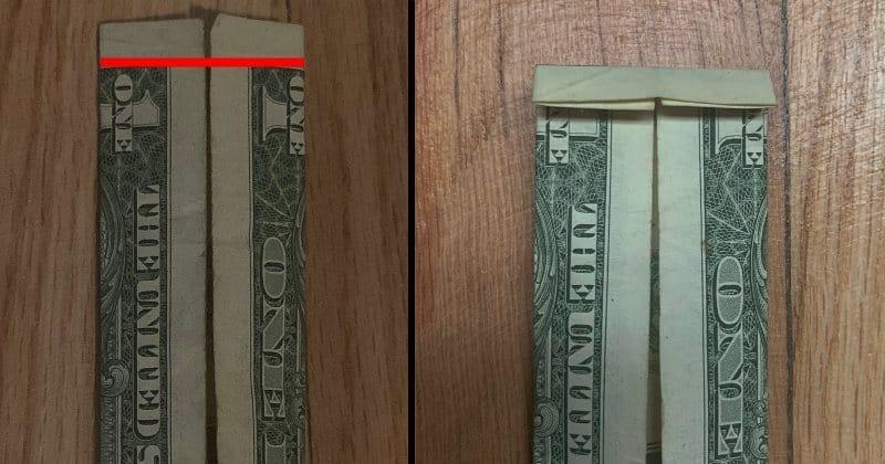 Dollar Bill Fold 7
