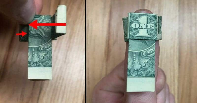 Dollar Bill Ring 10