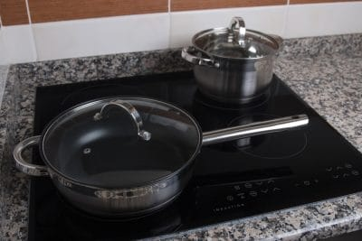 Cookware on glass-top stove