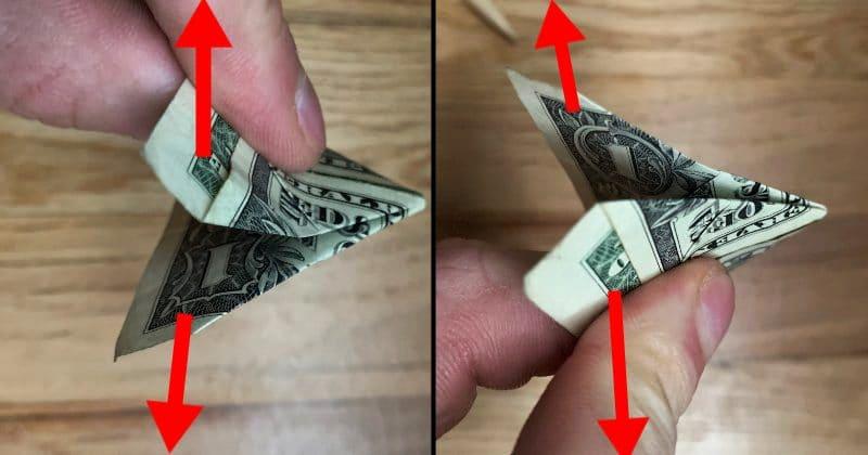 Dollar Bill Origami Bow Tie 10