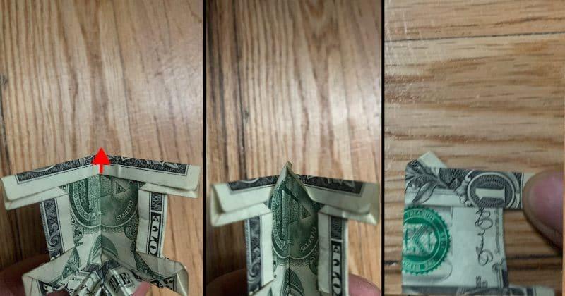 Dollar Bill Origami Elephant 23