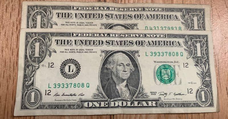 Dollar Bill Origami Ninja Star 1