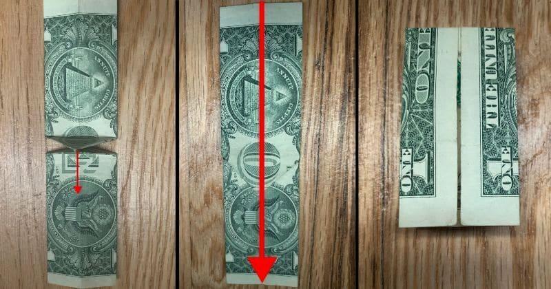 Dollar Bill Origami Pants 7