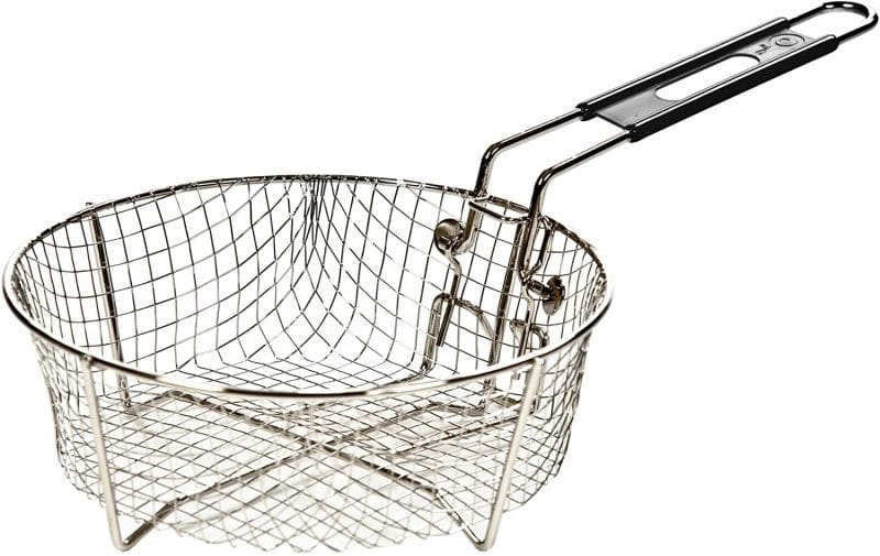 Lodge Fry Basket for Cast Iron Dutch Ovens