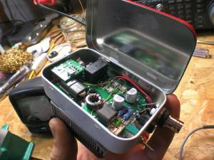 Morse Code - Low Power Altoids Tin Ham Radio