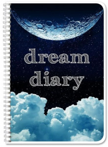 dream diary cover