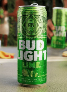 Picture of Bud Light Lime Beer Can