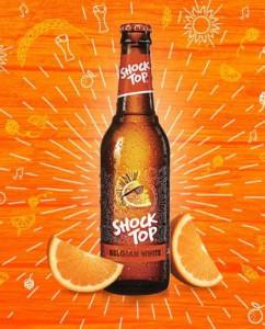 Picture of Shock Top Beer Bottle