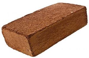 Coco Coir Brick - Mushroom Substrate