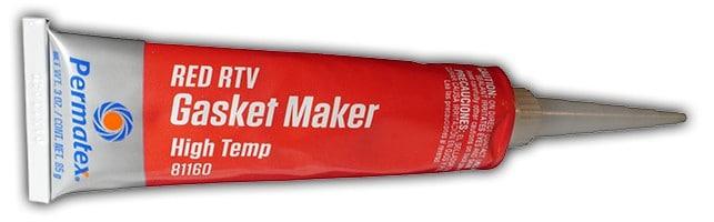 Spawn Jar Lids - Gasket Maker