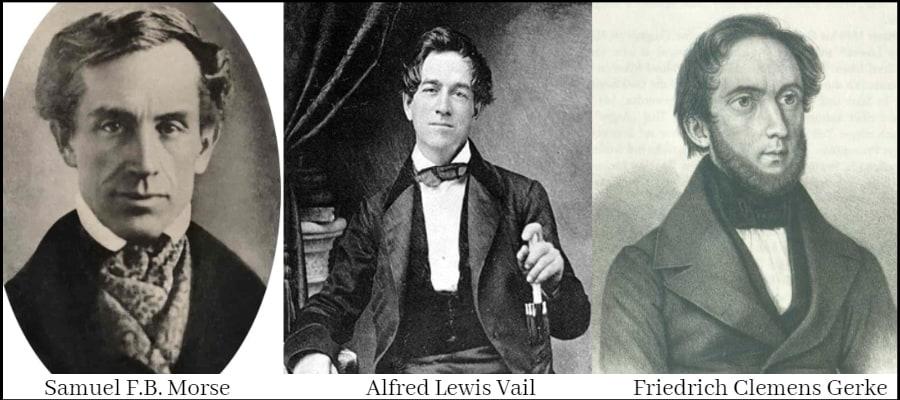 inventors of morse code