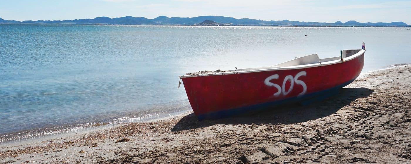 sos boat