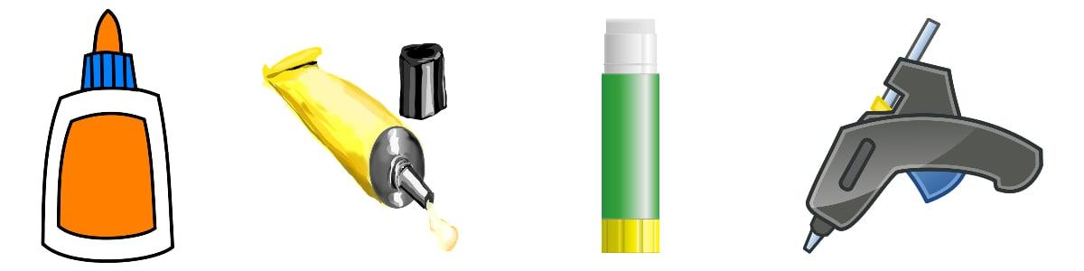 types of glue