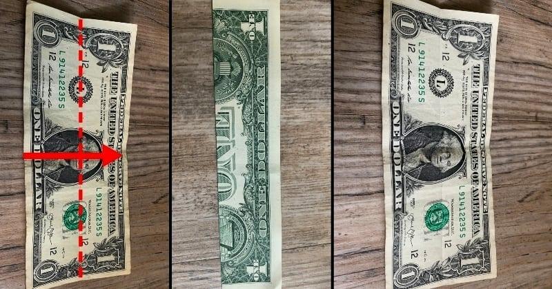 dollar bill origami box 1