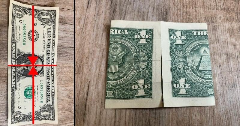 dollar bill origami box 4