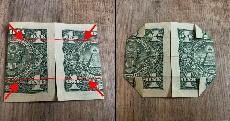 dollar bill origami box 5