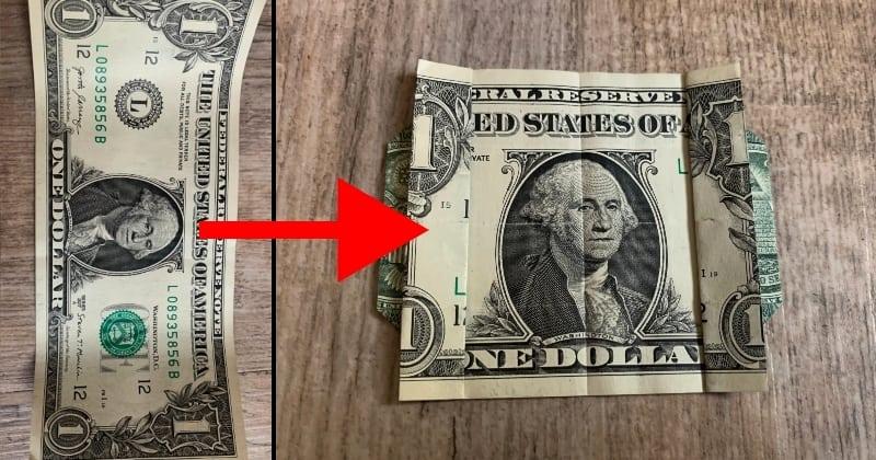 dollar bill origami box 8