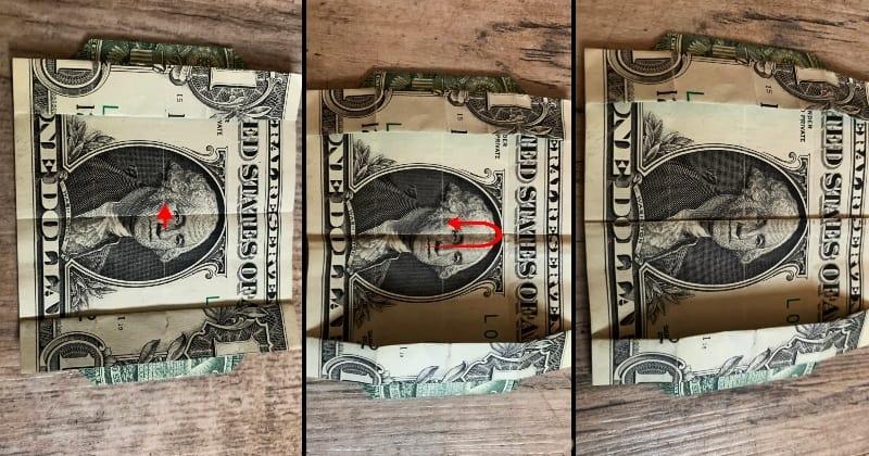 dollar bill origami box 9